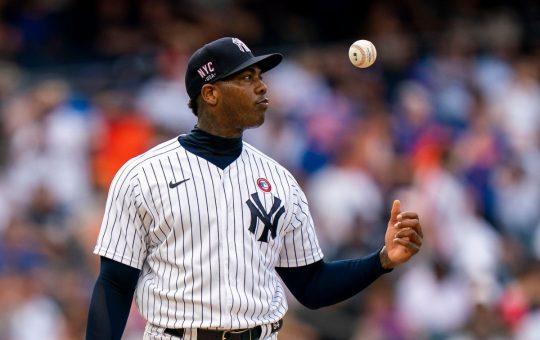 """El cerrador de los Yankees no está bien, pero sabe que si logra mejorar """"callará muchas bocas"""""""