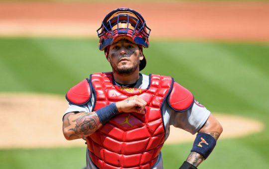 Yadier Molina estaría aproximándose a una extensión de contrato