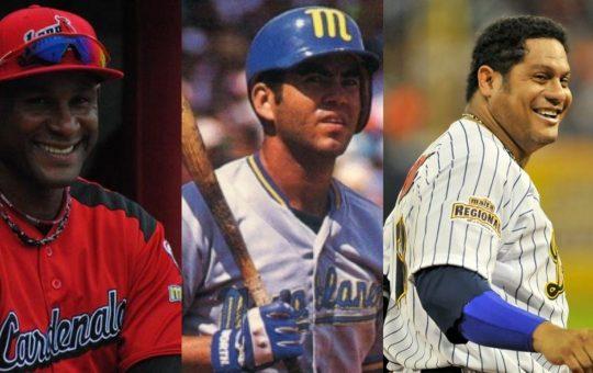 Elegida la Clase 2021 para el Salón de la Fama de la pelota venezolana