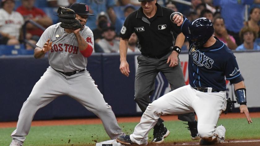 Red Sox vs. Rays: Una nueva rivalidad en el Nuevo Circuito